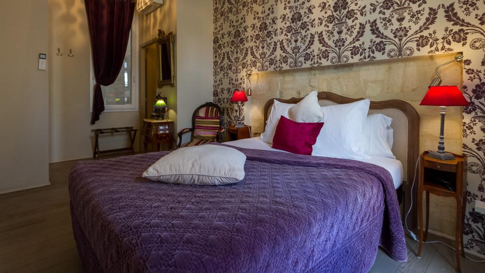La chambre Marquis de Terme